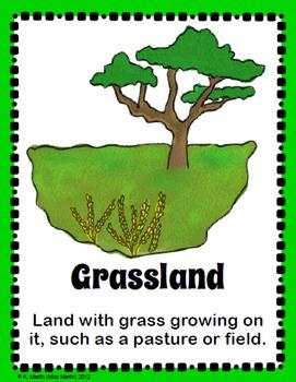 Landforms Poster Pack