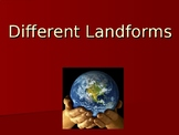 Landforms PowerPoint