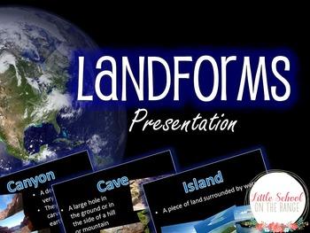Landforms Presentation