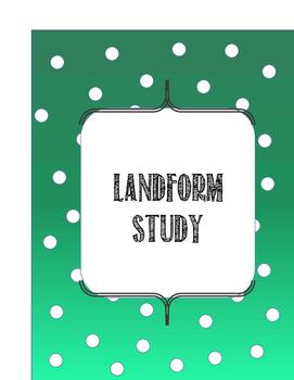 Landforms Project