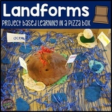 Landforms Project - STEM / STEAM / PBL