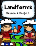 Landforms Research Project