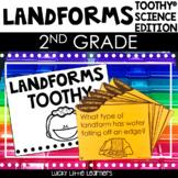 Landforms | Science Toothy® Task Kits