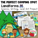 Landforms Project {Science, Writing, and Art}