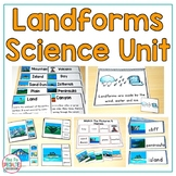 Landforms  (Special Education Science Unit)