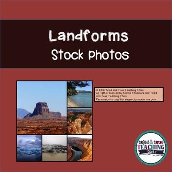 Landforms Stock Photos