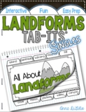 Landforms Tab-Its™