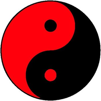 Landforms: Yin Yang