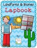 Landforms and Biomes Lapbook
