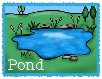 Landforms and Biomes Posters