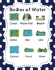 Landforms and Bodies of Water Anchor Charts