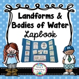 Landforms and Bodies of Water Lapbook