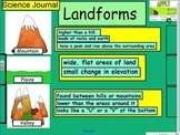 Landforms and Forms of Water
