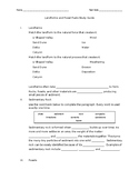 Landforms and Fossil Fuels Study Guide