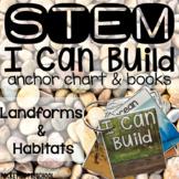 Landforms and Habitats STEM I Can Build