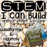 STEM I Can Build - Landforms and Habitats Edition