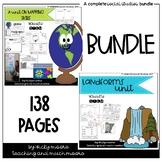 Landforms and Mapping Skills BUNDLE