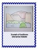 Landforms Science Interactive Foldable