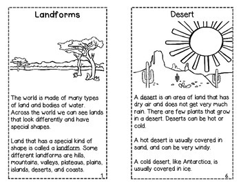 Landforms for Kids!