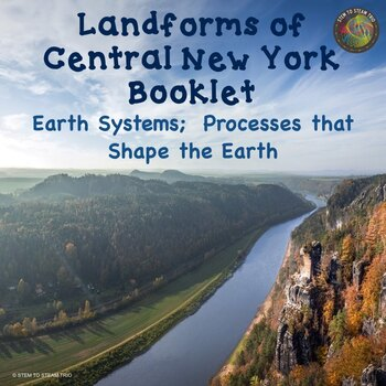 Landforms of Central New York for Elementary Grades