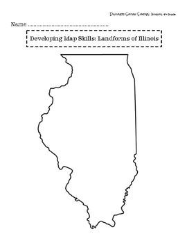 Landforms of Illinois