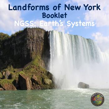 Landforms of  New York State