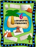 Landforms of the Earth Flipbooks