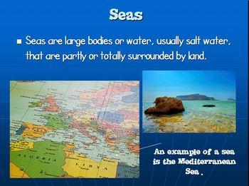 Landforms of the Earth Presentation - PDF