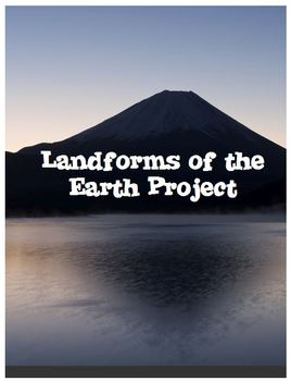 Landforms of the Earth Project