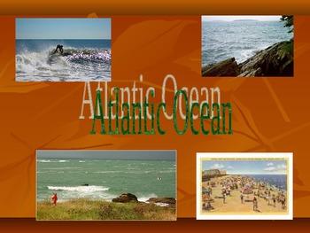 Landforms of the Mid-Atlantic States