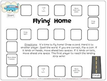 Landing Strip - 3 Letter Clusters