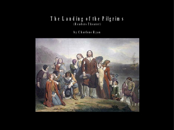 Landing of the Pilgrims PowerPoint Readers Theater