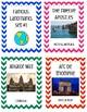 Landmark Building Challenge Cards