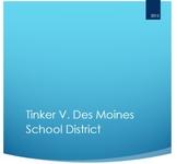 Landmark Cases of the US : Tinker V. Des Moines