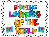 Landmark Shapes Research