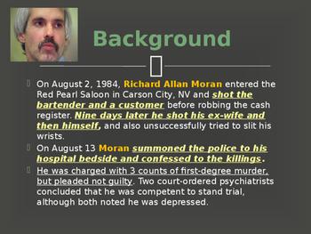 Landmark Supreme Court Cases - Godinez v. Moran