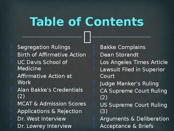 Landmark Supreme Court Cases - Regents of the University of California v. Bakke