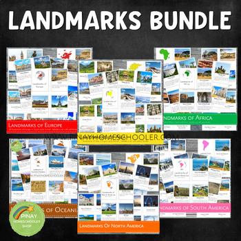 Landmarks Around The World Bundle Pack