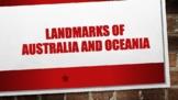 Landmarks of Australia and Oceania