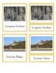 Landmarks of China (3 Part Montessori Cards)