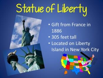 United States Landmarks Presentation