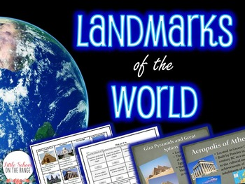 Landmarks of the World BUNDLE