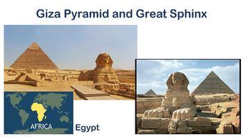 Landmarks of the World Quiz Geography