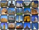 """Landmarks""Picture Matching/Flashcards/Memory Game for Autism"