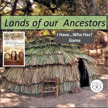 Lands of Our Ancestors Novel Game Chumash
