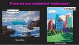 Landscape Art PowerPoint/GoogleSlides