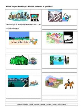 Landscape activity