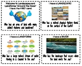 Landscapes and Landforms Around the Room Game