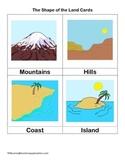 Landscapes class cards