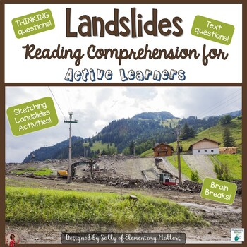 Landslides Reading Comprehension for Active Learners